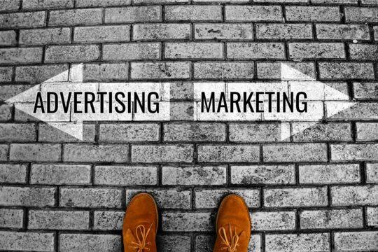 الفرق بين التسويق و الترويج