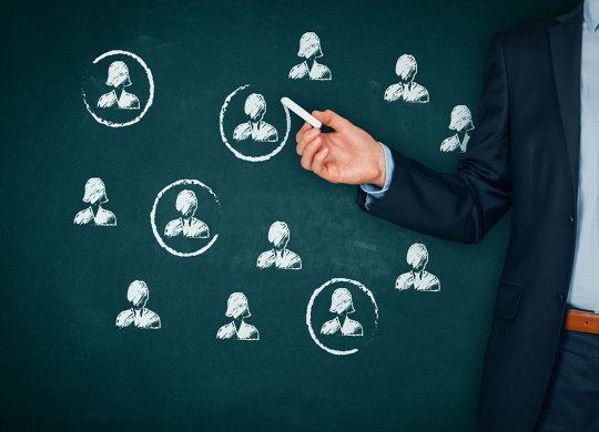 اربع خطوات لتحديد جمهورك المستهدف